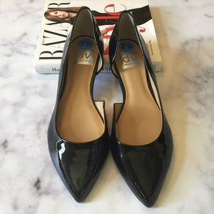 DV by Dolce Vita Shoes - DV Dolce Vita NWOT Patent Leather D'orsay Flats