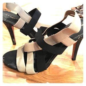 Ivanka Trump strappy heels