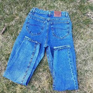 Lee Denim - Lee vintage high-waisted mom jeans