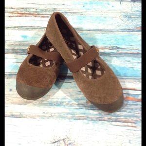 Roxann Slate Shoes - Slip-on shoes