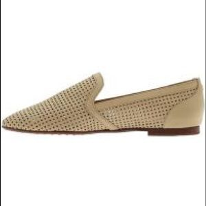 Yosi Samra Shoes - Yosi Samra Perforated Leather Flat