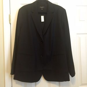 Talbots Jackets & Blazers - NWT Talbots Seasonless Wool 2-button Blazer