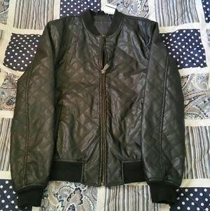 Zara Other - ZARA leather jacket