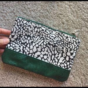 Sisley Paris makeup bag