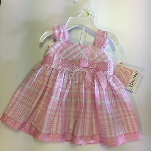 NEW BONNIE BABY DRESS
