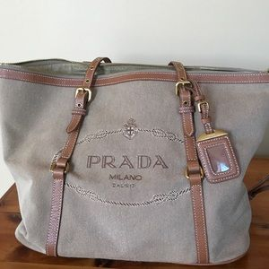 Prada Handbags - Authentic Prada Bag!!!🌸😻👜