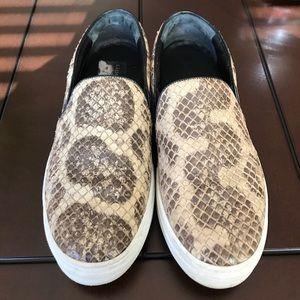 Celine Shoes - Celine Python Slip On Sneaker
