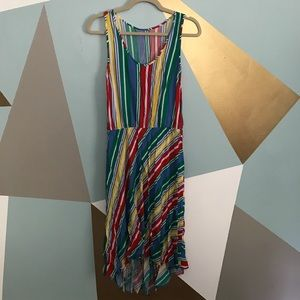 Dresses & Skirts - Rainbow lightweight summer dress