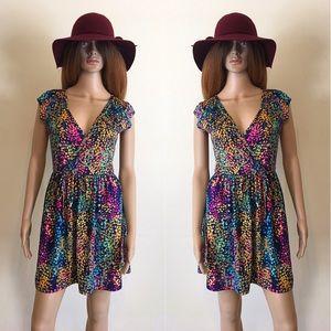 BeBop Dresses & Skirts - 🌺 Colorful Print Dress