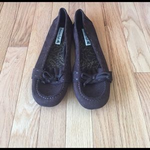 American Eagle by Payless Shoes - Brown moccasins
