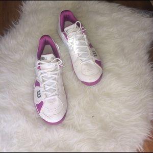 Wilson Shoes - ⚡️Wilson Women's Rush Open Tennis Shoe⚡️