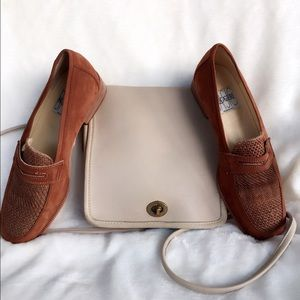 Shoes - Brown Ruggeri loafers