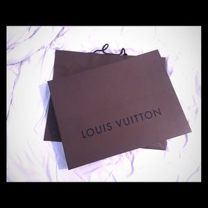 Louis Vuitton ebony damier print speedy 30