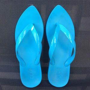 Melissa Shoes - Pointed Toe Melissa Flip Flops