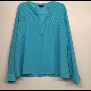 LIMITED Long Sleeve Sheer Top Size XL