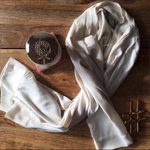 LC Lauren Conrad Jackets & Blazers - Lauren Conrad Chiffon Cardigan