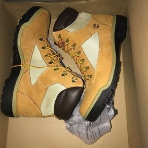 Timberland Boots Size 14