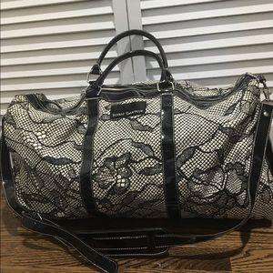Behnaz Sarafpour Handbags - Behnaz Sarafpour duffel overnight bag