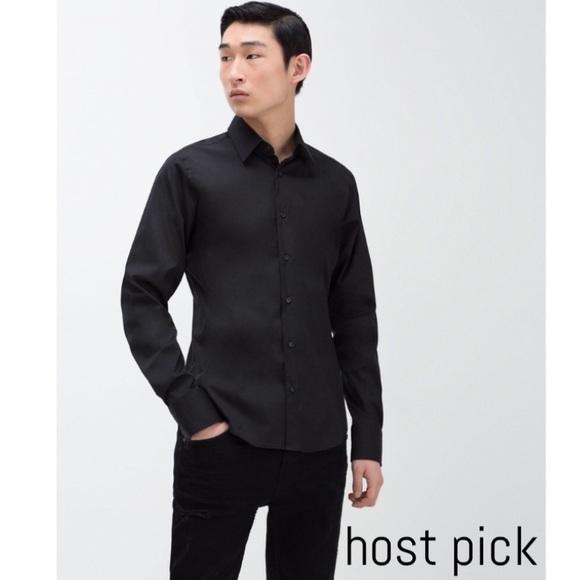 f0490af2 Zara Man Super Slim Shirt NWOT FREE GIFT HP. M_597682cdbcd4a7722e000e5d