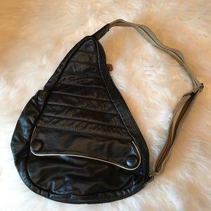 Dautore Handbags - Dautore Leather Cross-body Sling Bag