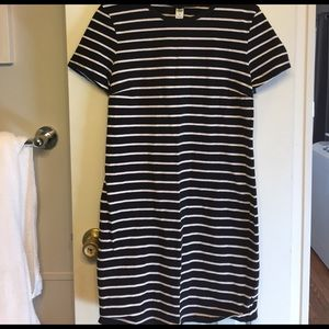 Stripe Old Navy Dress