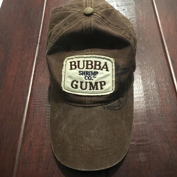 Bubba Gump Other - Bubba Gump shrimp Co. baseball cap hat faa04289d