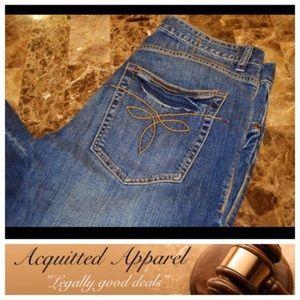 """{Ted Baker} London Straight Leg Jeans 30"""" inseam"""