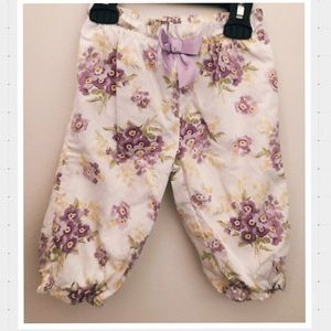 Janie and Jack Other - Janie and Jack Spring Pants 6-12 Months