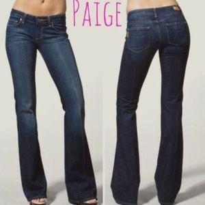 Paige Jeans Denim - Paige Canyon Baby Boot Cut Jeans