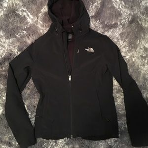 The North Face Jackets & Blazers - North Face Soft Shell Jacket With Hood