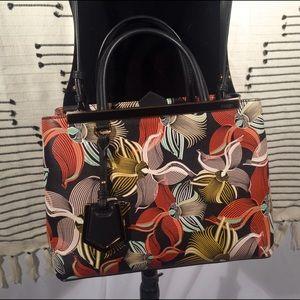 Fendi Handbags - Fendi Floral Petite 2Jours Tote NWT perf condition