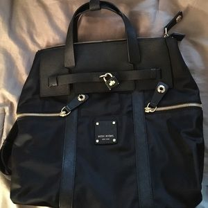 Henri Bendel jet setter backpack