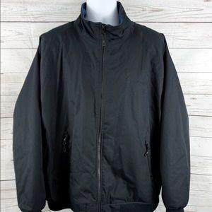 Orvis Other - Orvis Bone-Dry Black Performance Winter Jacket