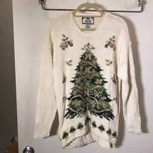 American Vintage Sweaters - 🔻Must Go🔻VINTAGE Christmas Sweater! Make Offer