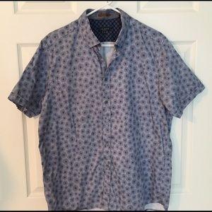 Ted Baker London Dandelion Print Shirt
