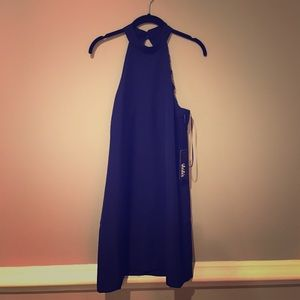 Lulu's Dresses & Skirts - NWT Lulu's blue lace dress size M