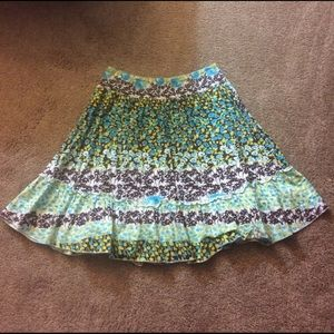 Sequin Hearts Dresses & Skirts - Sequin Hearts Spring Skirt