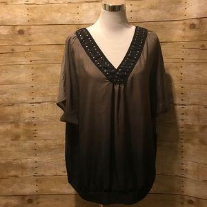 Tops - Plus blouse