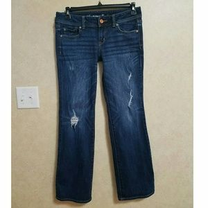 American Eagle Outfitters Denim - AEO slim boot jeans