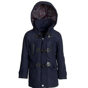 Urban Republic Other - Urban Republic Boys Hooded Winter Toggle Coat