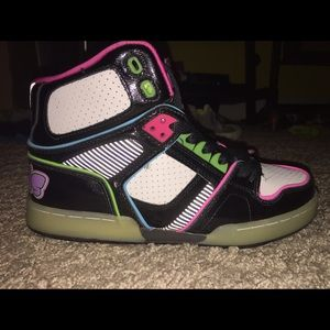 Osiris Other - Multi-colored kid's sneakers!
