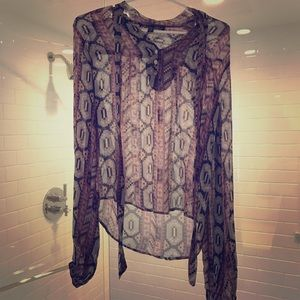 Winter Kate Tops - Winter Kate Blouse size Small