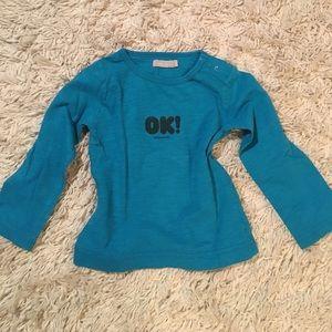 Imps & Elfs Other - Imps&Elfs turquoise long sleeve tee, 2