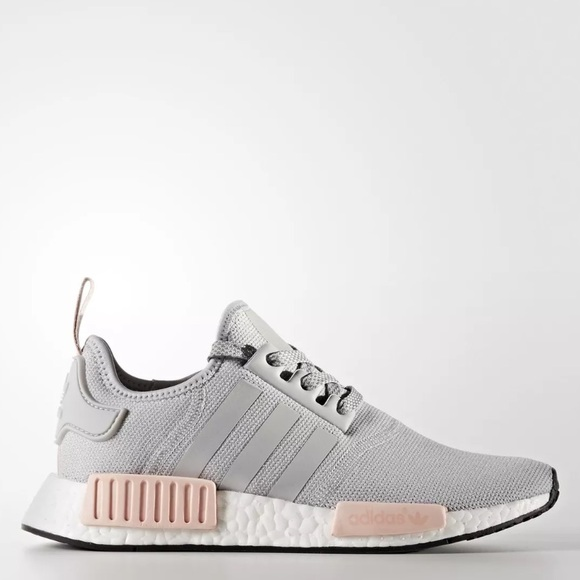 Adidas NMD R1 Boost Vapour PinkRunning WhiteAluminum