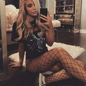 Other - Fishnet Stoc out sexy pantyhose female Mesh black
