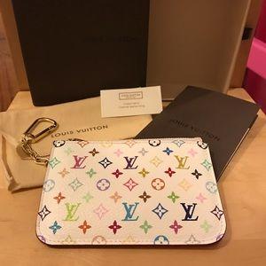 Louis Vuitton Multicolore key cles