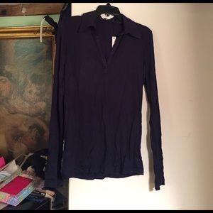 PattyBoutik Tops - BNWT Collared Shirt