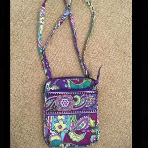 Brand new Vera Bradley mini hipster purse!