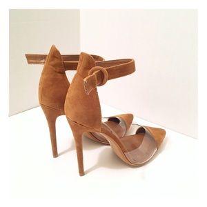 Shoe Republic LA Shoes - Republic LA Camel Tan Heels. Chic Stylish Fashion!
