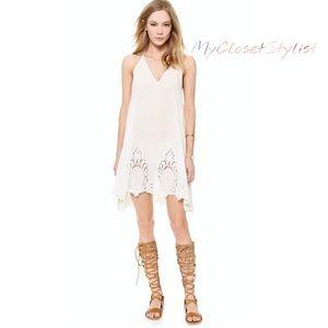 Free People Dresses & Skirts - Free People NWT White Crochet RARE✨ Eyelet Dress S